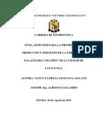 Anteproyecto Patricia Toapanta