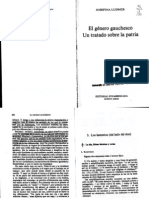 Ludmer - Genero Gauchesco
