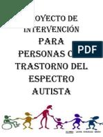 PLAN DE INTERVENCIÓN PARA PERSONAS CON AUTISMO
