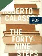 the Forty Nine Steps