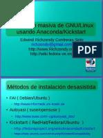 Kickstart Linux
