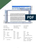 Word Interface 2003