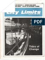 City Limits Magazine, December 1987 Issue