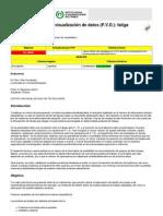 NTP-232 Pantalla de visualización de datos PVD. Fatiga postural