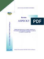 REVISTA ASPECKT - 01
