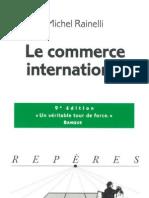Commerce International Bibliotheque Numerique Algerie