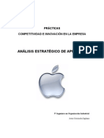 Analisis Estrategico Apple