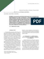 Las conductas impropias en la actividad científica Jorge Bacallao Antonio Barber Gerabel Roca .