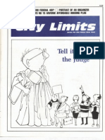 City Limits Magazine, December 1988 Issue