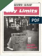 City Limits Magazine, February 1988 Issue