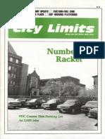 City Limits Magazine, April 1988 Issue