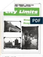 City Limits Magazine, October 1988 Issue