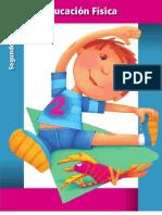 Libro de Educacion Fisica 2do Grado