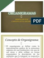 TAREA ORGANIGRAMAS