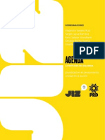 Agenda Juvenil del PRD (JIZ) 2011