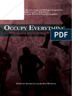 Occupy Everything! Reflections on why it's kicking off everywhere