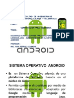 Base de Datos en Android Reporte