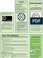 Copyright Brochure