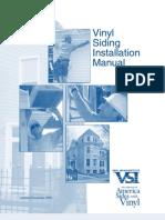 VSI 2010 Installation Manual