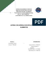 antena proyecto antena