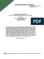 D.S. Salopek- Nonlinear Solutions of Long Wavelength Gravitational Radiation