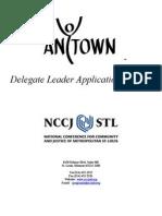 delegate leader application anytown 2012 form
