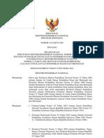 Permendiknas No. 24 Tahun 2006 - Pelaksanaan Standar Isi