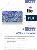 Atdi Lte Planning Challenges