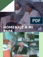 homenage a mi papá