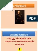 EL PORFIRIATO 2