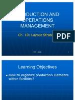 10 Layout Strategy