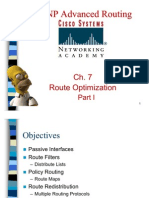 CCNP Advanced Routing-2