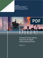 Australian Govt Oil Supply Trends