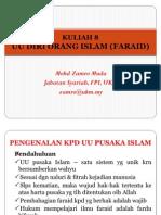 10 Undang-Undang Diri Orang Islam (Faraid)