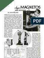Oscillating Magnetos Jack Beater 1940
