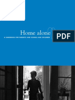(Parenting) Home Alone - A Handbook for Parents and School-Age Children