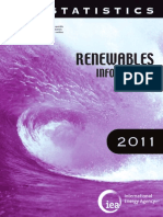IEA Renewables Information 2011