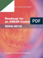 RoadmapASEANCommunity