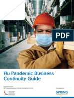 Guidebook Flu Pandemic Business Continuity Guide Eng