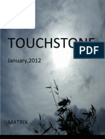 Touchstone January 2012 MATRIX Magazine
