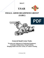General Small Arms Tasks