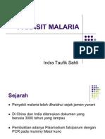 2. Parasit Malaria