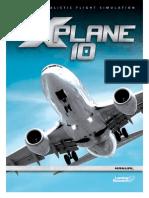 X-Plane 10 Desktop Manual