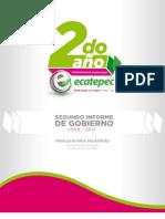 2do Informe Ecatepec Pri