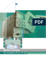 Panasonic Inverter Vf0 Series