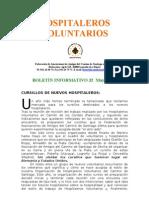 32 Boletin de Hospitaleros Mayo 2007