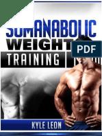 Somanabolic Weight Training