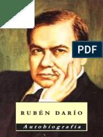 La Vida de Ruben_Dario-Escrita Por El Mismo