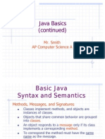Java Concepts Java Basics