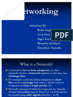 It Presentation on Networking